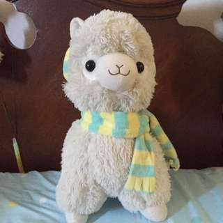 Alpacasso Plush Toy (winter)