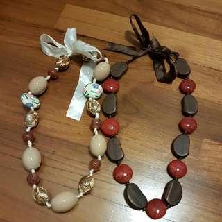 Preloved: Necklace (Buy 2 For $12)