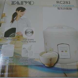 Taiyo Rice Cooker (RC28J)