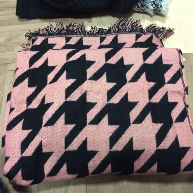 非常保暖的圍巾(150含運