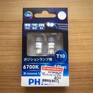 Philips LED T10 Bulb