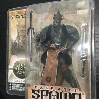 Spawn Dark Ages Dark Raider
