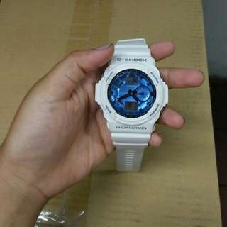 Authentic G-Shock White Watch