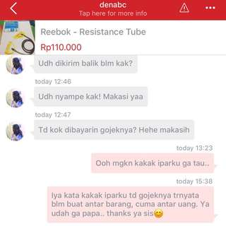 Trusted Seller Testimony - Thanks For Shopping 😊