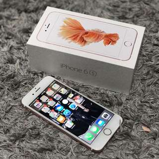 iPhone 6s (rosegold) 64gB
