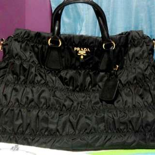 Prada Gaufre Authentic
