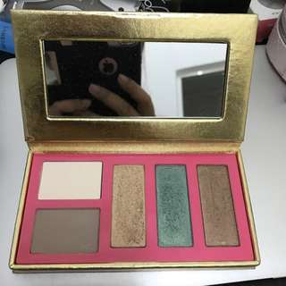 Tarte Golden Days And Sultry Nights Palette