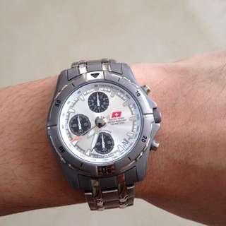 Jam tangan Swiss Army (HC-1754GTZ)