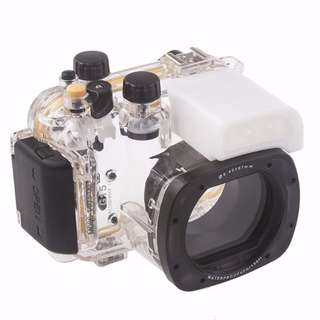 Canon G15Camera Waterproof Camera Housing