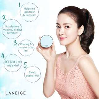 Offer - LANEIGE BB Cushion Pore Control SPF 50+ PA+++ (Includes refill)