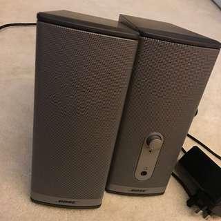 Bose Companion 2.1