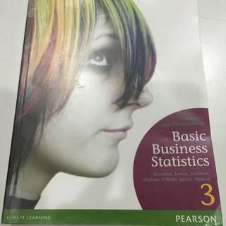Basic Business Statistics 3