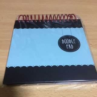 The Paper Stone Doodle Pad!!