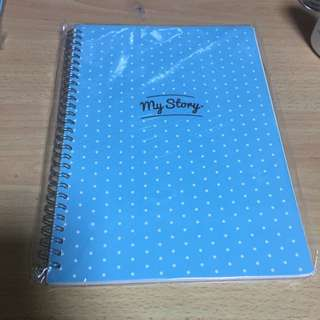 Notebook From THE PAPER STONE