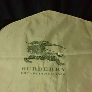 Burberry Garments Cover
