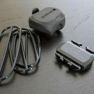 Garmin Magnetless Speed & Cadence Sensors