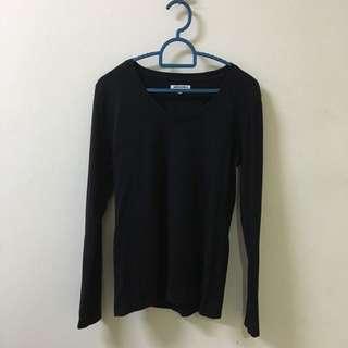 Colorbox Long Shirt (black)