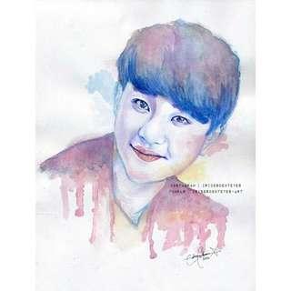 Smile For Me — EXO D.O.