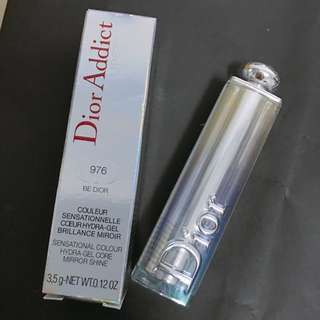 Dior 癮誘超模唇膏 976 迪奧