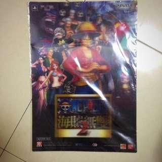 海賊王3D海報