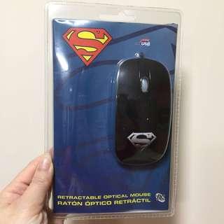 Superman Logo Mouse