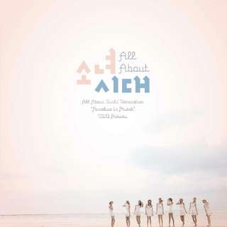 """All About Girls' Generation """"Paradise in Phuket"""": DVD Preview (SNSD 2nd Photobook)"""