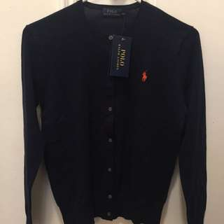 RESERVED Brand New With Tag  Polo Ralph Lauren Ladies Cardigan/Sweater