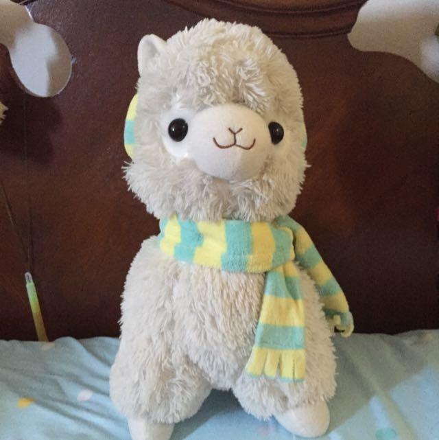 Alpacasso Plush Toy (winter)