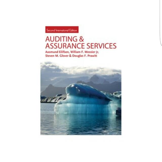 Auditing And Assurance Second International Edition