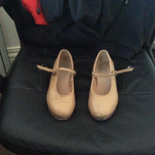 """""""Bloch"""" Tap Shoes"""