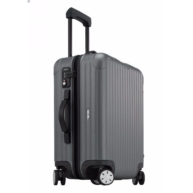 Authentic Rimowa Salsa 52 Multiwheel Cabin Luggage