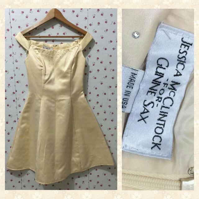 Brand Jessica Mcclintock USA