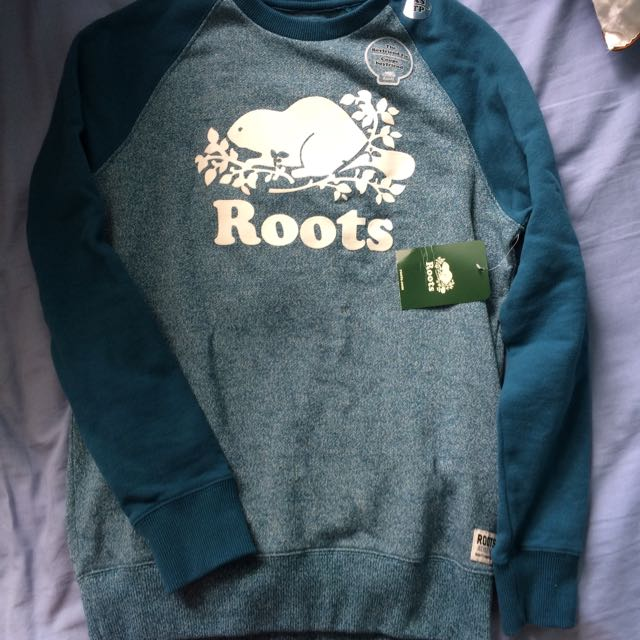Brand new with tags Roots sweater