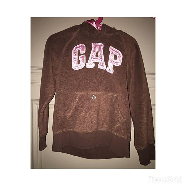 Brown Gap Sweater