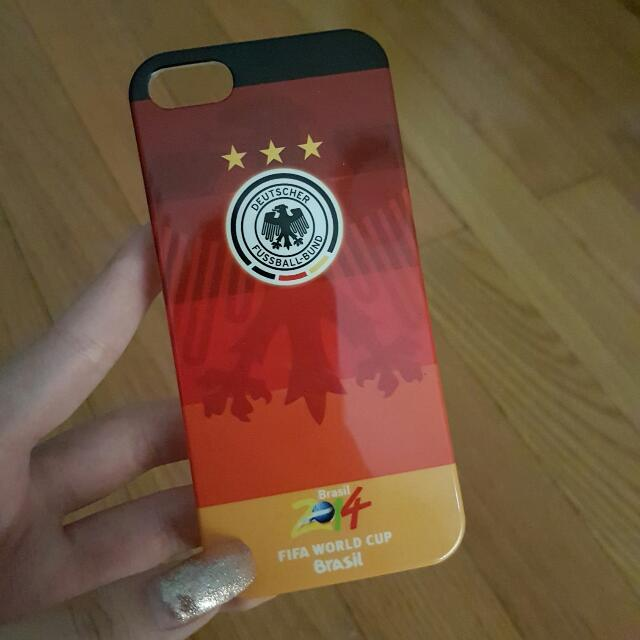 Case iPhone 5 Jerman