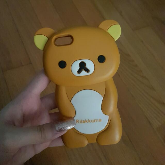 Case iPhone 5 Rilakuma
