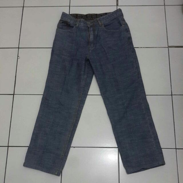Celana Jeans Braun Buffel