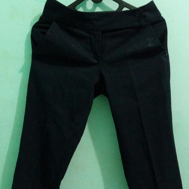 Dark Navy Long Pants