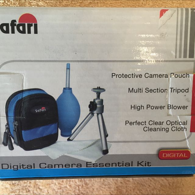 Digital Camera Essential Kit