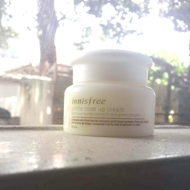 REPRICE!! Innisfree White Tone Up Cream Preloced Murah