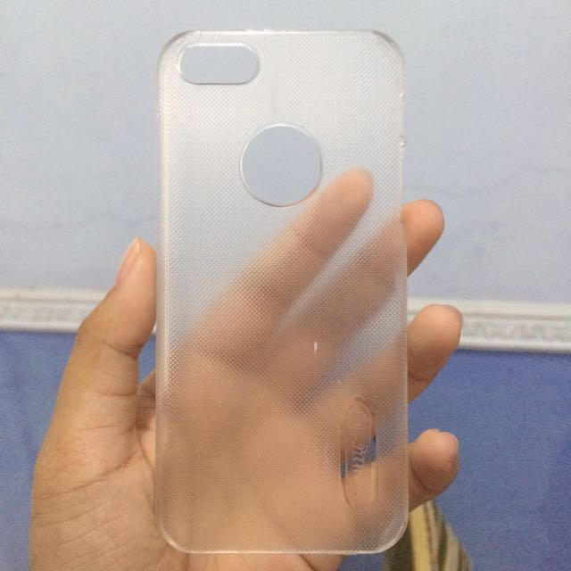 Iphone 5/5s Transparant Case