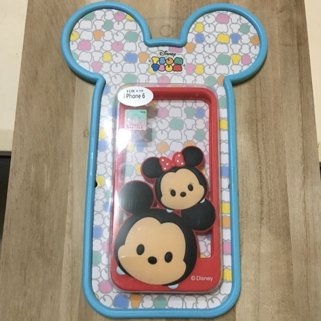 iPhone 6s手機殼TsumTsum