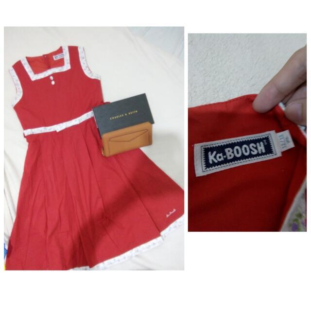 Kaboosh dress
