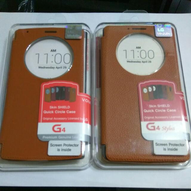 Nillkin LG G4 秦系列 智能功能皮革外殼保護皮套