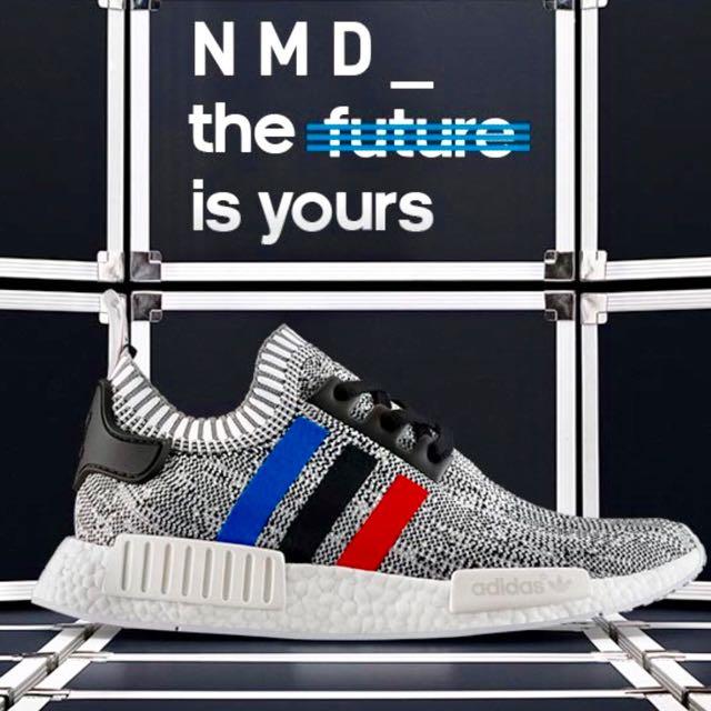 NMD R1PK, Men's Fashion, Footwear on