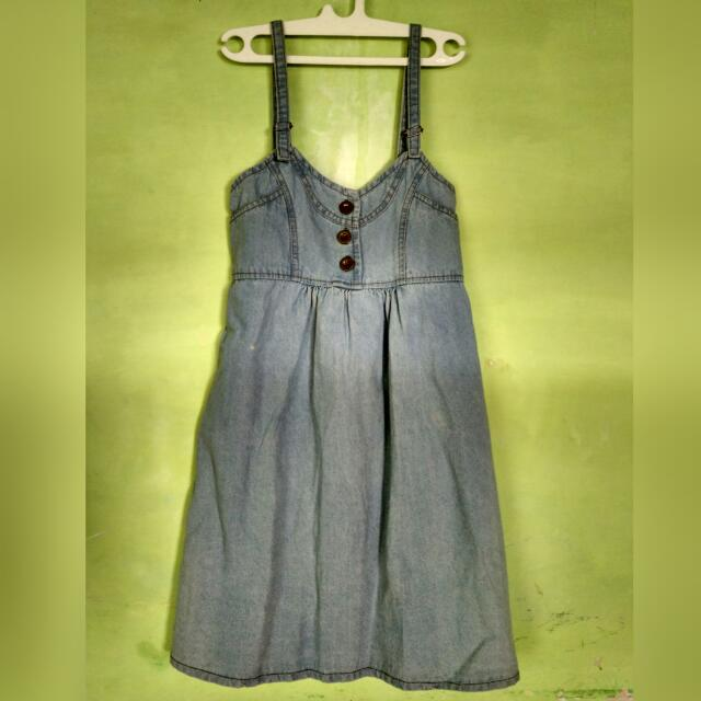 Overal Dress Jeans