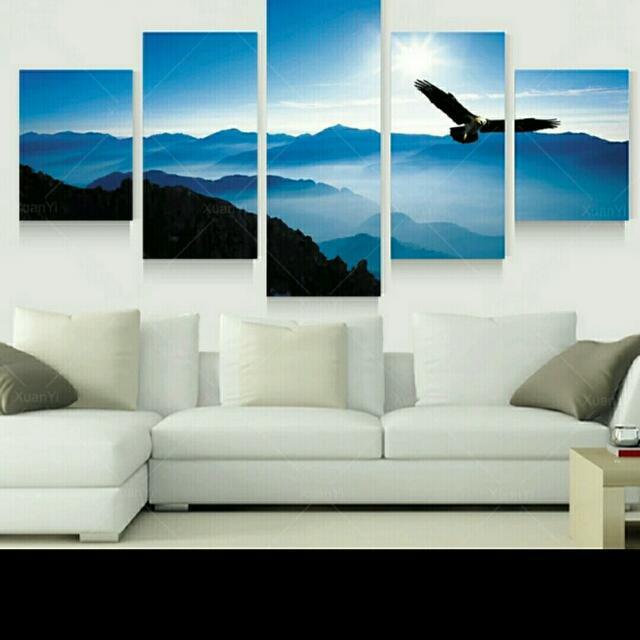 Paintings Set