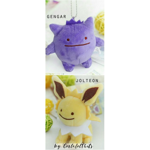 a7400166 [PO] Pokemon Keychain (Ditto Face), Bulletin Board, Preorders on Carousell