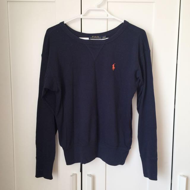 {PENDING} - Polo Ralph Lauren Navy Sweatshirt