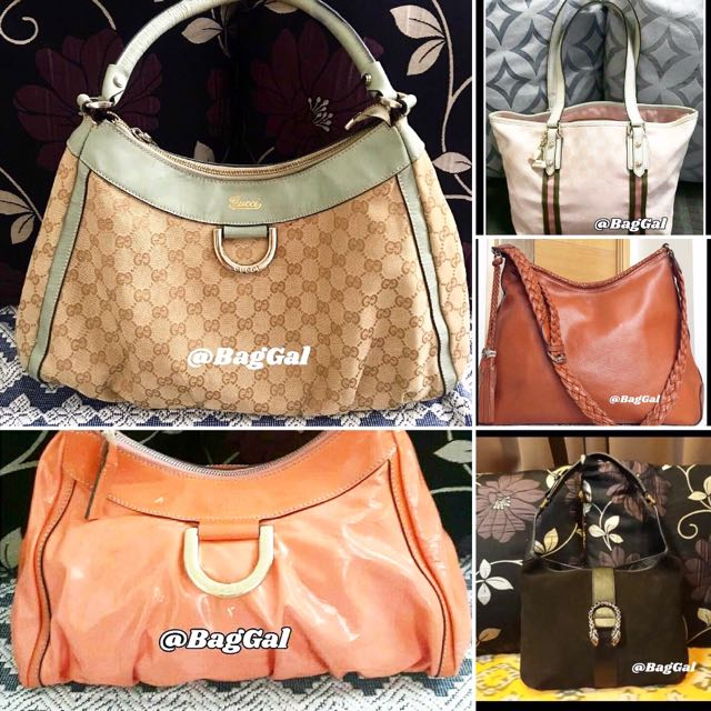 Pre-owned Gucci Bags